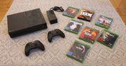 Xbox One mit 2 Controllern