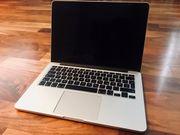 MacBook Pro Retina 13 Zoll