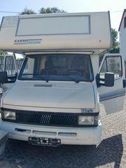 Fiat Talento Wohnmobil für Bastler