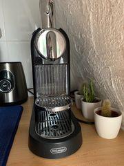 De Longhi Nespresso Kapselmaschine wiederverwendbare