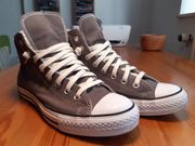 Converse All Star High grau