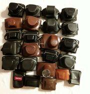 24 DDR Kamerataschen für Fotoapparate