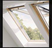 VELUX Dachfenster mit Eindeckrahmen 55cm