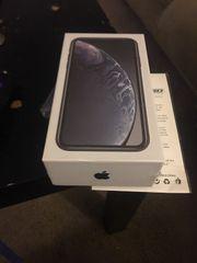 iPhone XR Schwarz