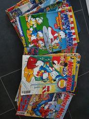 Ältere Comichefte Micky Maus