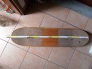 Skateboard Holz 78x19cm 40er Rollen