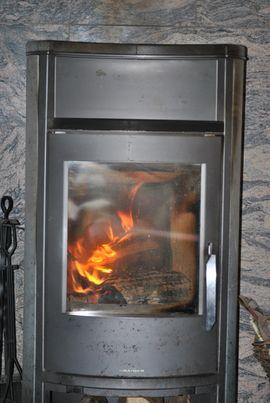 Öfen, Heizung, Klimageräte - Gebrauchte Kaminofen mit Speckstein der