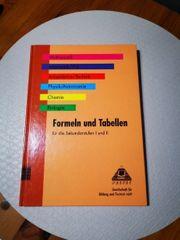 Formelsammlung Mathematik Phasik Chemie Biologie