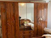 Schlafzimmer komplett Kirschbaumholz