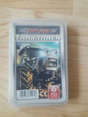 Kartenspiel Traktoren