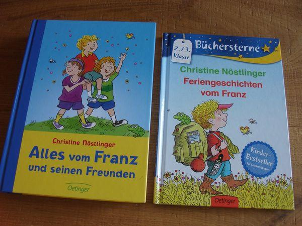 Kinderbücher Alles vom Franz und