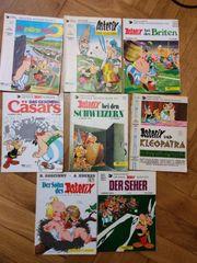 Asterix und Obelix alte Comics