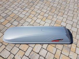 Fahrrad-, Dachgepäckträger, Dachboxen - Dachbox Jetbag 450 gebraucht L