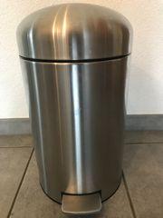 Brabantia Treteimer 10-12 Liter matt
