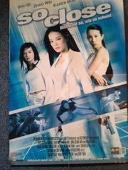 2002 So Close Orginal Plakat