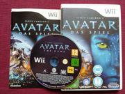 Nintendo Wii James Cameron s Avatar