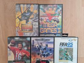 Mega Drive - Sega Mega Drive Spiele MegaDrive