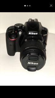 Digitalkamera Nikon d3400