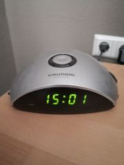 Grundig Clock Radio Radio mit