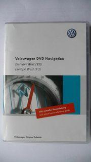Original VW RNS DVD Navigation -