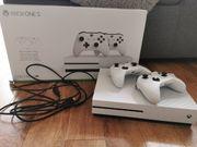 Xbox one S mit Spielen