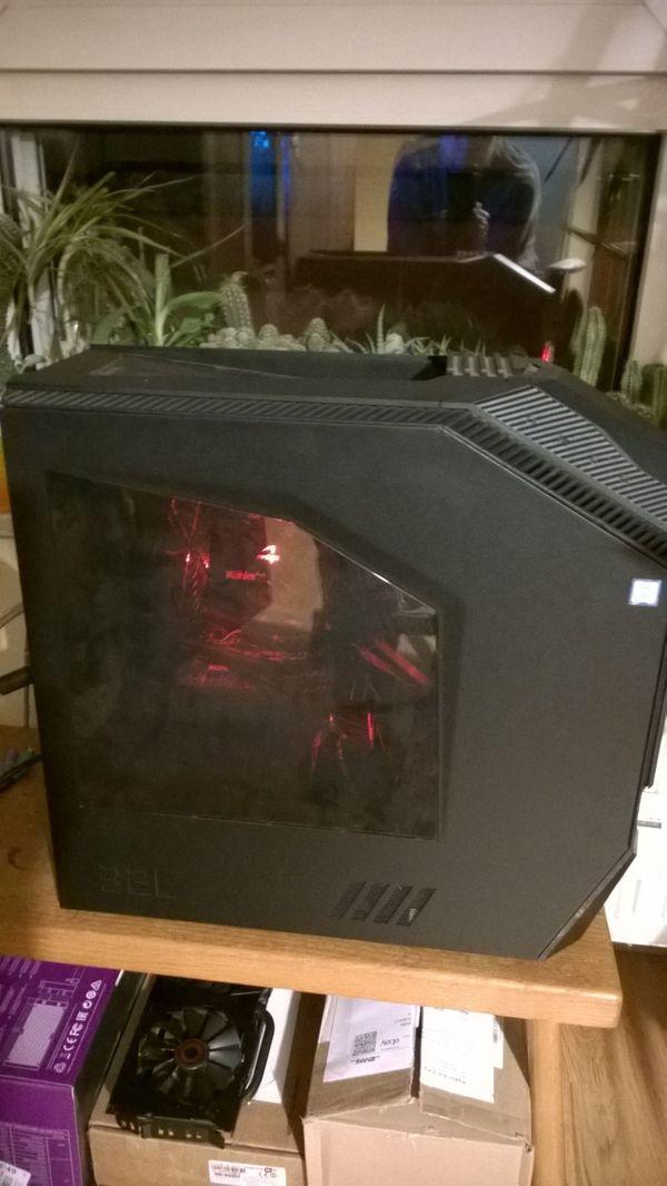 High End PC Xeon E5-1650