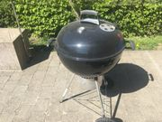 Weber Kugelgrill One Touch Premium