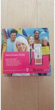 Sony Ericsson W580i Sammlerstück