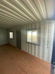 20ft Container mit Tür und