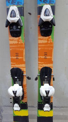 Ski Firefly - Rocket 125 cm: Kleinanzeigen aus München Untergiesing-Harlaching - Rubrik Wintersport Alpin