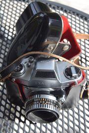 Alter Fotoapparat EXA 500 mit