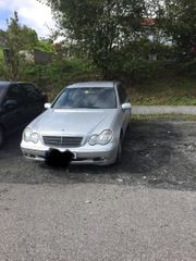 Mercedes C220 Diesel mit AHK