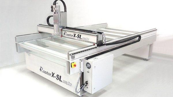 CNC Portalfräsmaschine RaptorX-SL 2200 S15 -