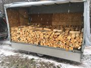 Brennholz Kanthölzer