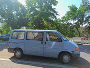VW T4 Camper Van mit