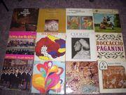 Schallplatten 20 St