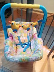 Babyborn Autositz