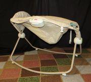 Baby-Wippe Fisher Price für Neugeborene