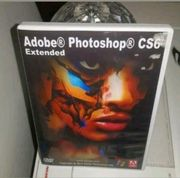 Photoshop CS6 Extended software BOX