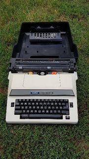 Elektrische Schreibmaschiene Brother Super 7300