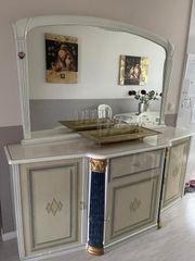 Esszimmer Komode Spiegel Tisch 4