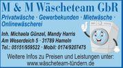 M M Wäscheteam
