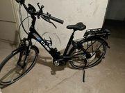 e bike cube travel