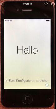 iPhone 4 32 GB gebraucht