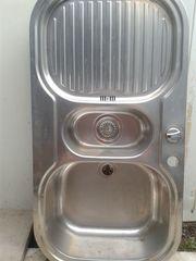 Edelstahlspüle - Küchenspüle aus Edelstahl BLANCO