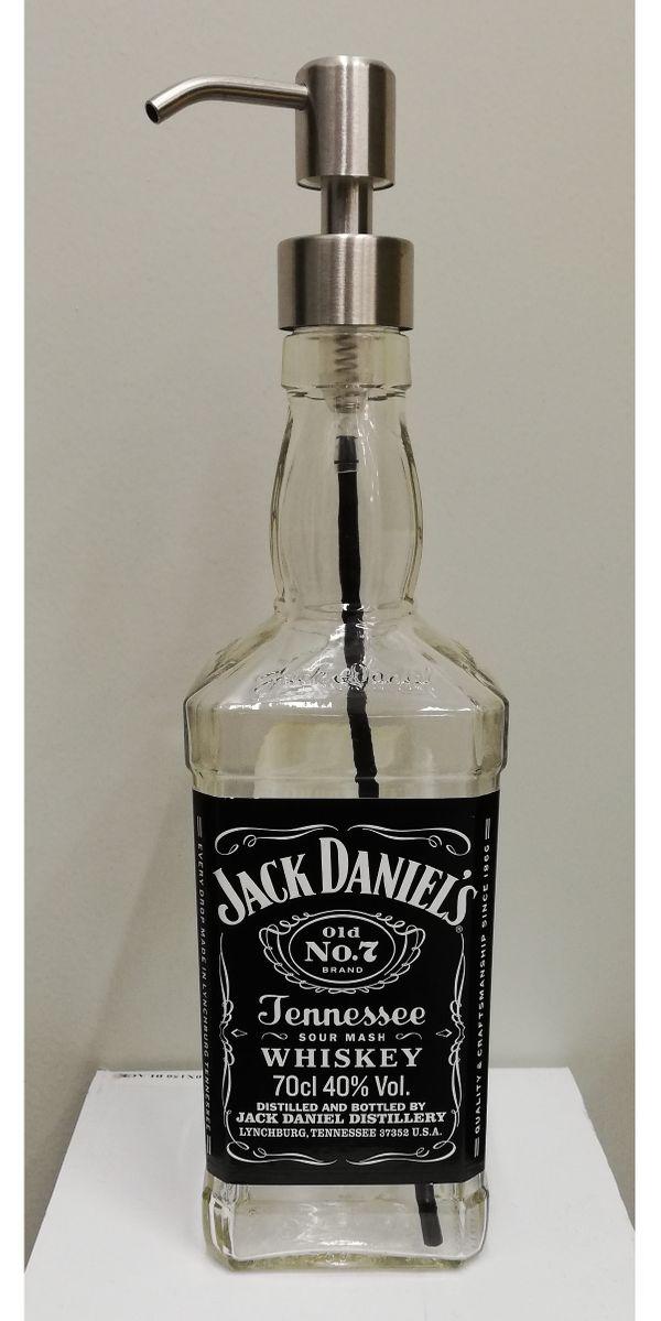 Jack Daniels DIY Seifenspender