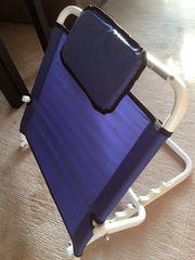 Rückenstütze Sitzhilfe Rückenlehne
