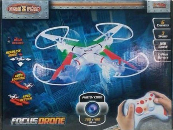 Silverlit TR80511 - Focus Drone