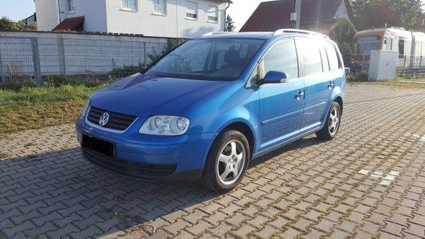 Volkswagen VW Touran 2 0