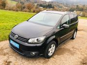 VW Touran 1 6 TDI Highline